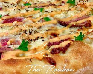 Image of Reuben Pizza