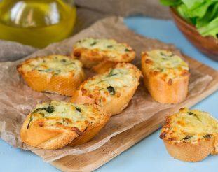 Image of Garlic Bread