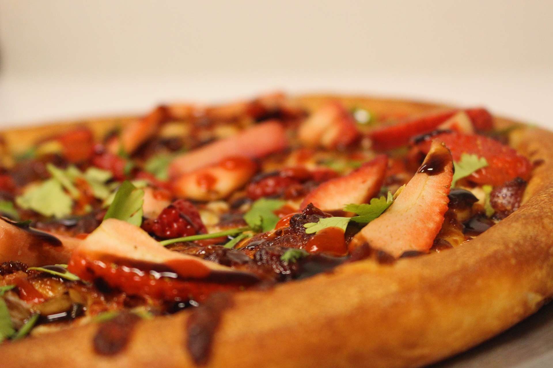 sloopy's award-winning paige's delight pizza
